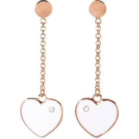 2JEWELS SIMPLY LOVE EARRINGS - SO.DKKK261124
