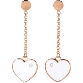 BOUCLES D'OREILLES 2JEWELS SIMPLY LOVE - SO.DKKK261124