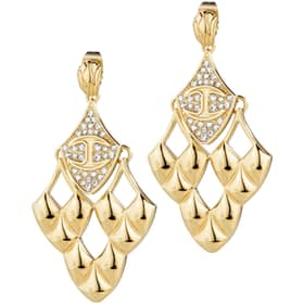 JUST CAVALLI JUST SKIN EARRINGS - SCAGD06