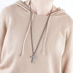 POLICE CRYPTIC NECKLACE - PJ.25694PSE/01