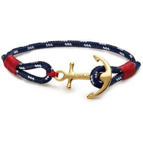 BRACCIALE TOM HOPE 24K ATLANTIC ONE - TM0403