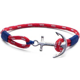 BRACCIALE TOM HOPE ARCTIC BLUE - TM0023