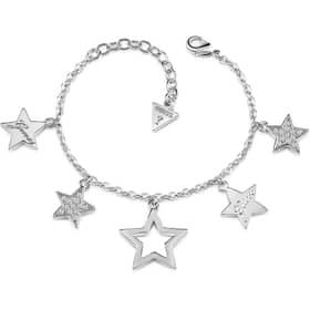 BRACCIALE GUESS STARLICIOUS - UBB84040-S