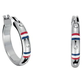 TOMMY HILFIGER CLASSIC SIGNATURE EARRINGS - 2700811