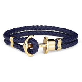 PULSERA PAUL HEWITT PHREP - PH-PH-L-G-N-XL