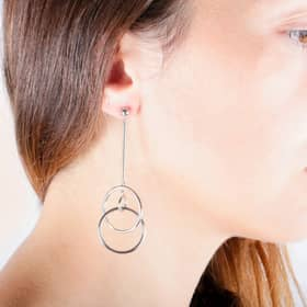 MORELLATO CERCHI EARRINGS - SAKM15