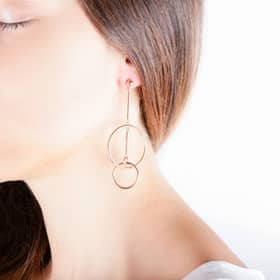 MORELLATO CERCHI EARRINGS - SAKM13