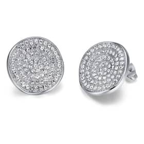LUCA BARRA BRILLANT TIME EARRINGS - OK802