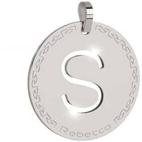 REBECCA WORD NECKLACE - BWRPBS19