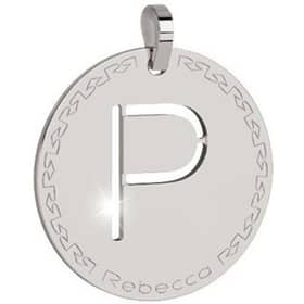 REBECCA WORD NECKLACE - BWRPBP16