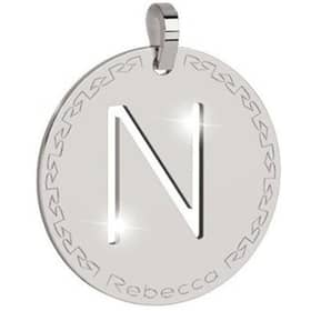 REBECCA WORD NECKLACE - BWRPBN14