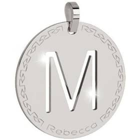 REBECCA WORD NECKLACE - BWRPBM13