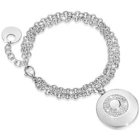 LUCA BARRA BRILLANT TIME BRACELET - BK1609