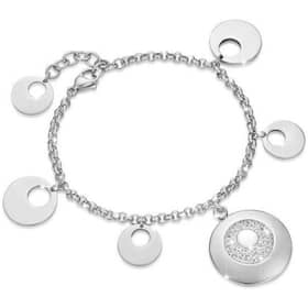 PULSERA LUCA BARRA BRILLANT TIME - BK1607