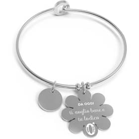 BRACCIALE 10 BUONI PROPOSITI BANGLE ICON - B5094