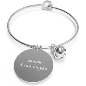 BRACELET 10 BUONI PROPOSITI BANGLE ICON - B5039