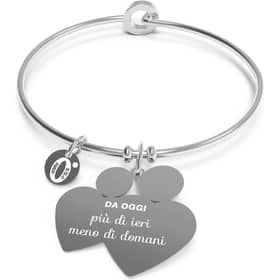 BRACCIALE 10 BUONI PROPOSITI BANGLE ICON - B5035