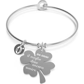 BRACCIALE 10 BUONI PROPOSITI BANGLE ICON - B5033