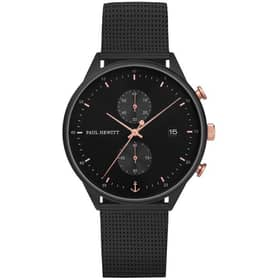 MONTRE PAUL HEWITT CHRONO - PH-C-B-BSR-5M