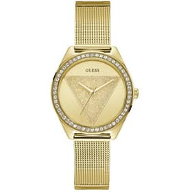 GUESS TRI GLITZ WATCH - W1142L2