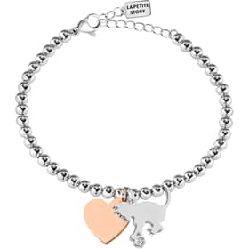 Bracciale La Petite Story Dog & kitty - LPS05AQI08