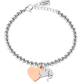 LA PETITE STORY DOG & KITTY BRACELET - LPS05AQI07