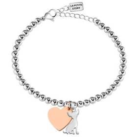 LA PETITE STORY DOG & KITTY BRACELET - LPS05AQI01