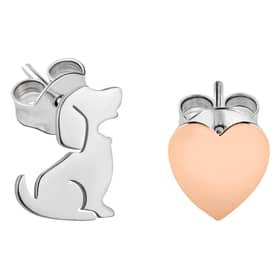 PENDIENTES LA PETITE STORY DOG & KITTY - LPS01AQI03