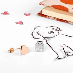 Orecchini La Petite Story Dog & kitty - LPS01AQI01