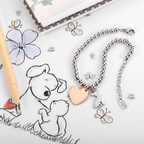 Bracciale La Petite Story Dog & kitty - LPS05AQI01