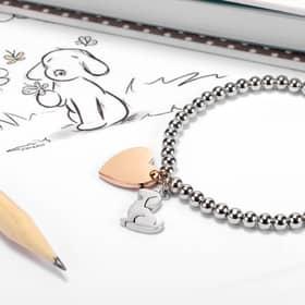 PULSERA LA PETITE STORY DOG & KITTY - LPS05AQI02