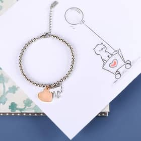 PULSERA LA PETITE STORY DOG & KITTY - LPS05AQI08