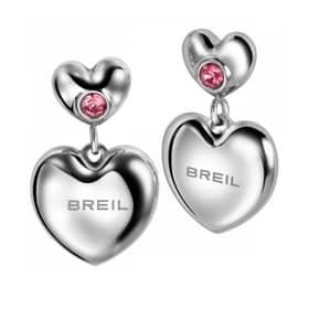 BREIL LOVE AROUND EARRINGS - TJ1704