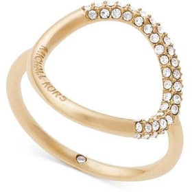MICHAEL KORS BRILLIANCE RING - MKJ58577108