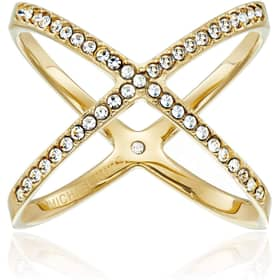 MICHAEL KORS BRILLIANCE RING - MKJ41717107