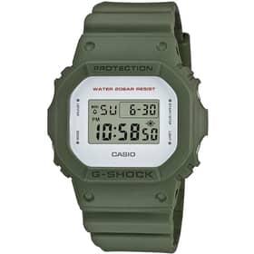 CASIO G-SHOCK WATCH - DW-5600M-3ER