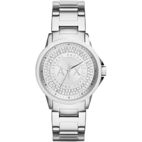 ARMANI EXCHANGE LADY BANKS WATCH - AX4320