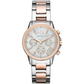 RELOJ ARMANI EXCHANGE LADY BANKS - AX4331