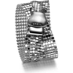 BREIL STEEL SILK BRACELET - TJ1227