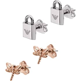 EMPORIO ARMANI EARRINGS - EGS2576221