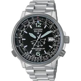 Orologio CITIZEN CITIZEN PILOT RADIOCONTROLLED - AS2020-53E
