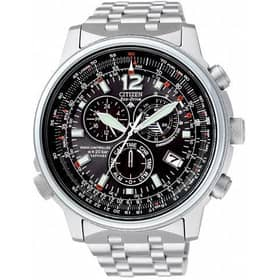 CITIZEN CITIZEN CRONO PILOT RADIOCONTR WATCH - AS4020-52E