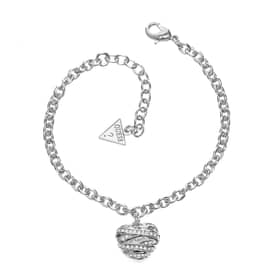 BRACCIALE GUESS WRAPPED WITH LOVE - UBB21594-S