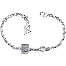 PULSERA GUESS ROLLING DICE - UBB83036-S