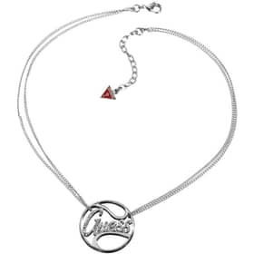 GUESS GUESS ID NECKLACE - UBN12004