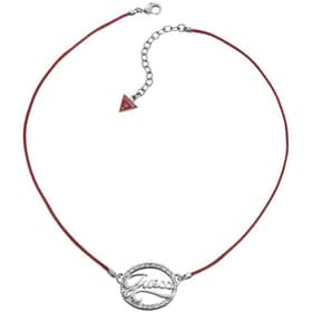 GUESS GUESS ID NECKLACE - UBN12104