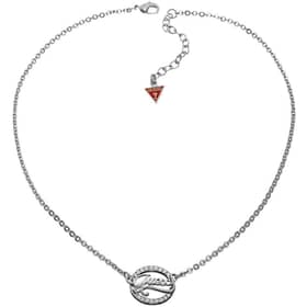 GUESS GUESS ID NECKLACE - UBN12905