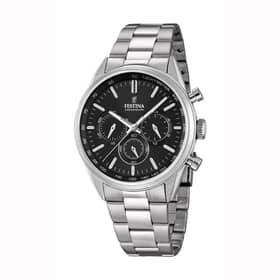 FESTINA TIMELESS CHRONOGRAPH WATCH - F16820-4