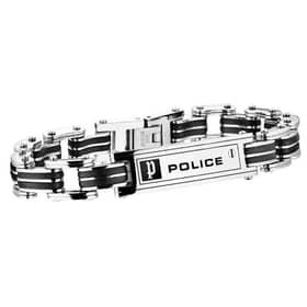 BRACELET POLICE CARB - PJ.24919BSB/01-L