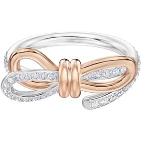 SWAROVSKI LIFELONG BOW RING - 5474928
